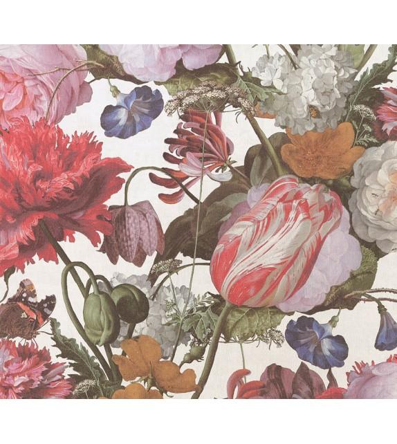 Papel pintado Rosas