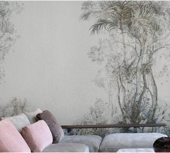 la naturaleza como fuente de inspiracin es inagotable este ao tenemos donde elegir porque las palmeras la selva y rboles tropicales son los